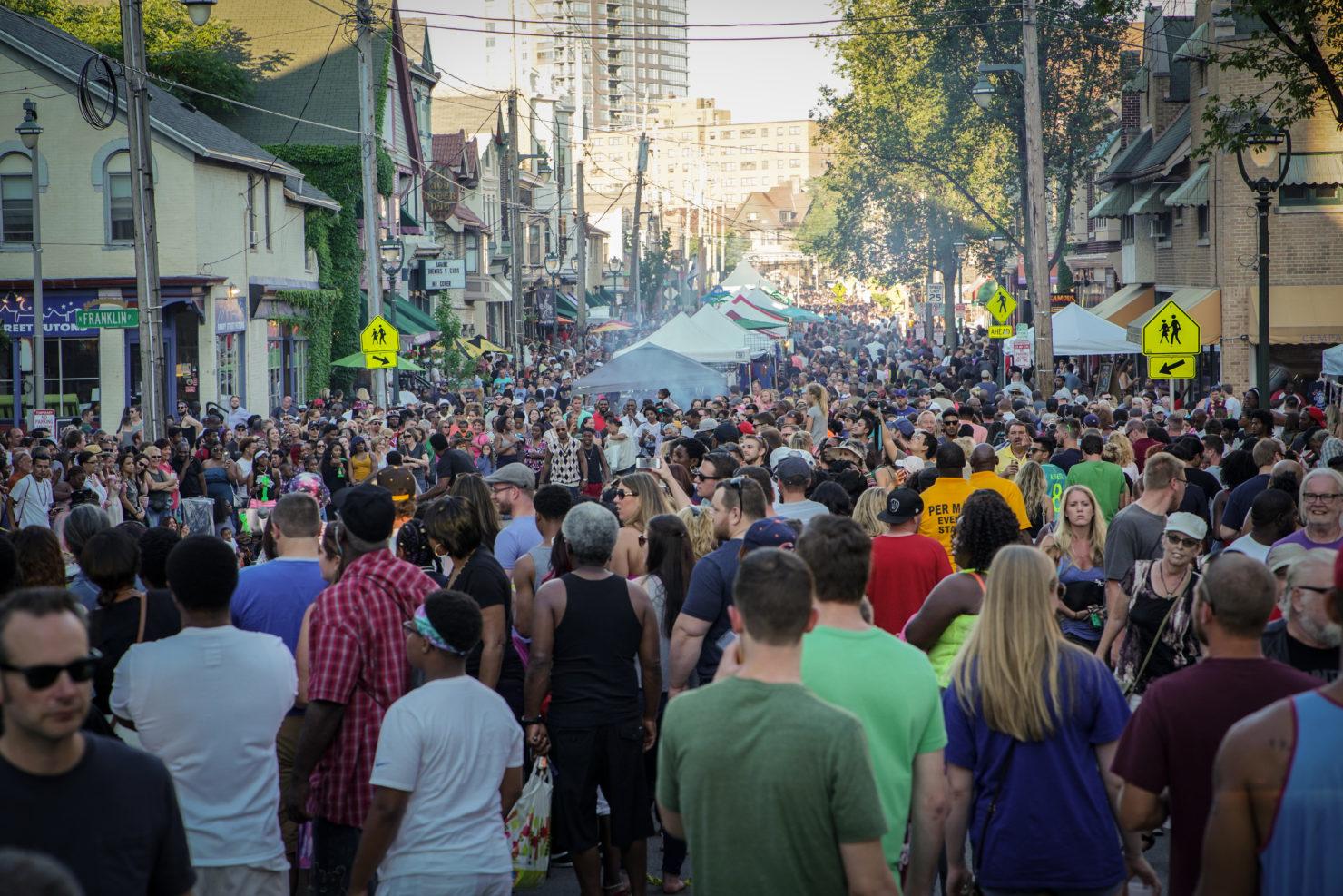 brady street fest