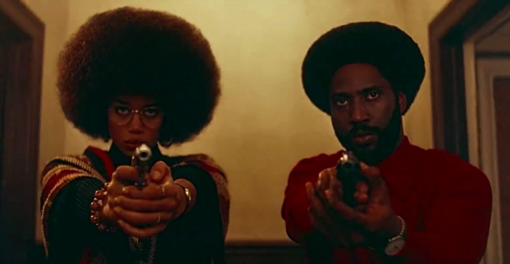 blackkklansman milwaukee