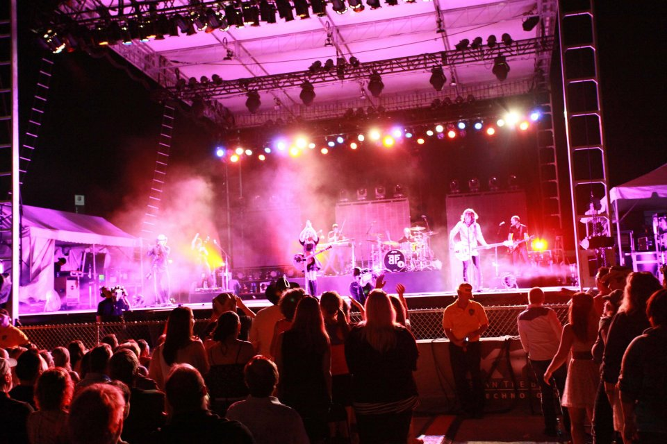 wisconsin state fair concerts