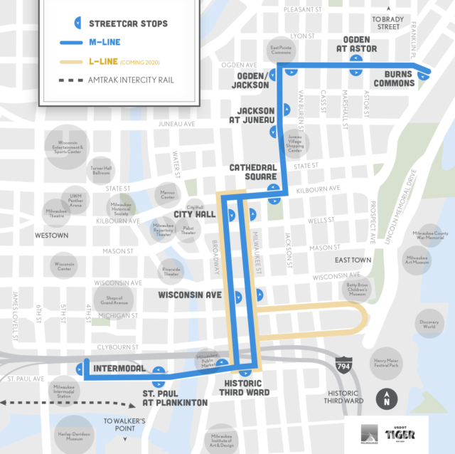 Milwaukee-new-streetcar-route