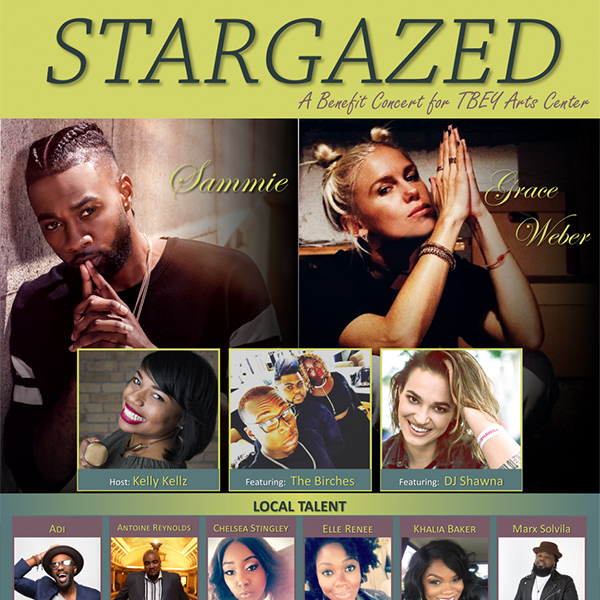Enter for a chance to win a pair of tickets to StarGazed