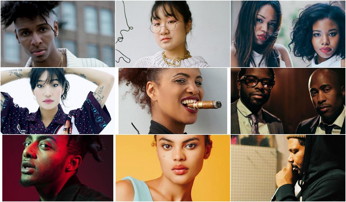 Rhythm Lab - VanJess, Neneh Cherry, Amine, The Mindnight Hour, yaeji, Peggy Gou
