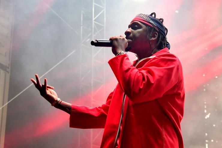 Pusha T concert
