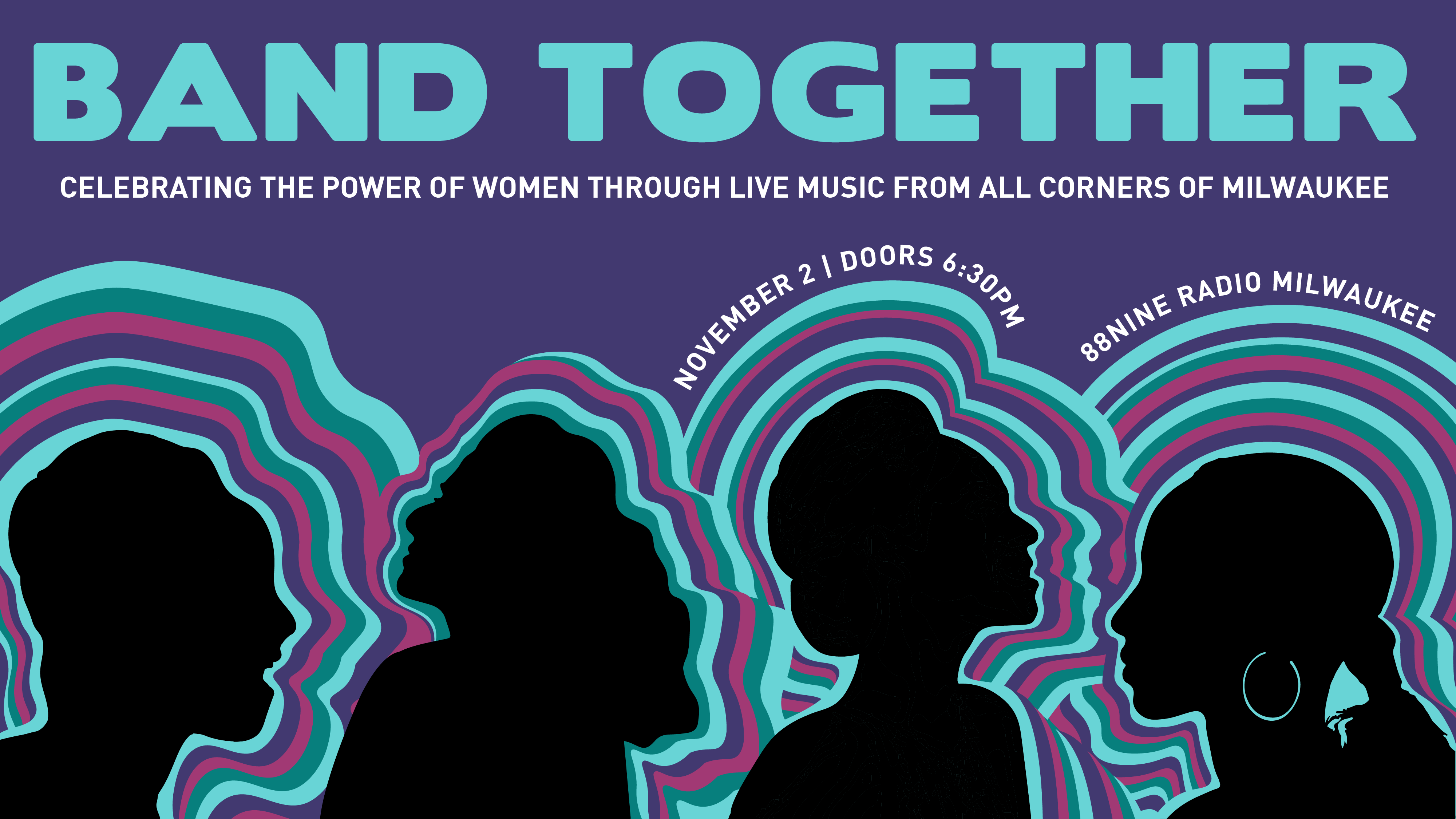 88Nine's Band Together will celebrate the power of women in music this  Friday | 88Nine Radio Milwaukee
