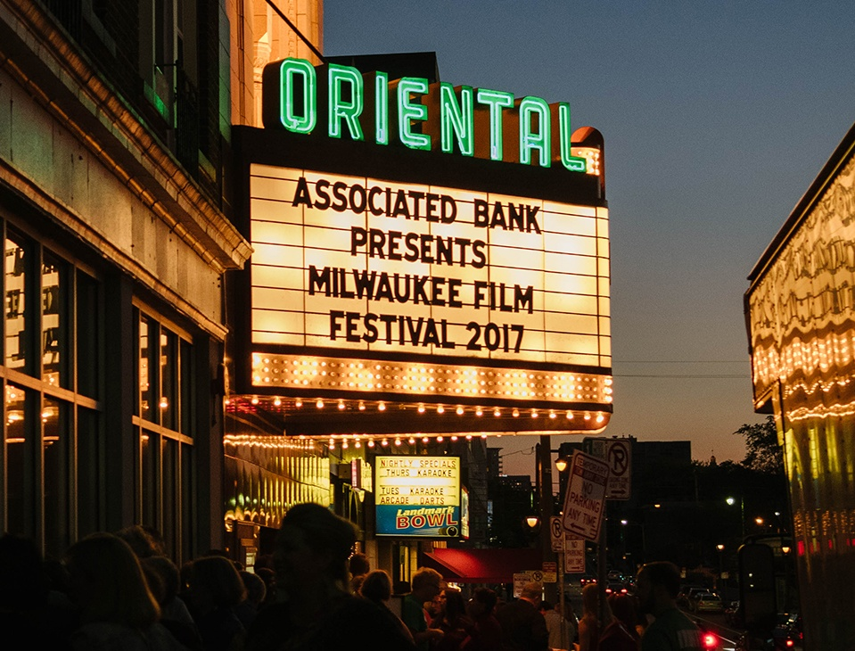 oriental theatre milwaukee film