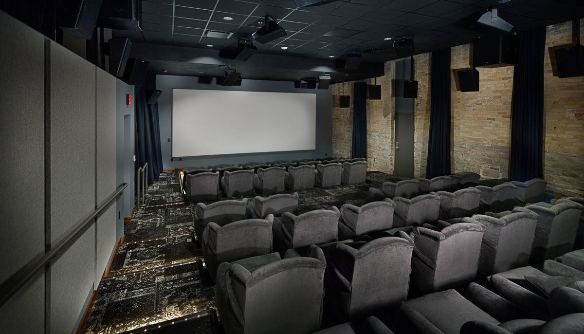 No Studios Screening Room