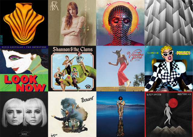 The Radio Milwaukee DJs' real top 10 albums of the year