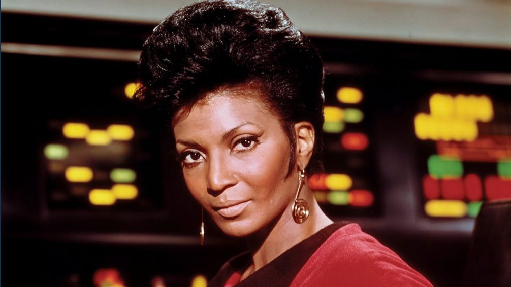 Star Trek's Nichelle Nichols, Wisconsin Comic Convention
