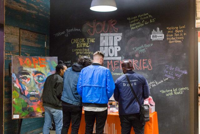 hip hop week milwaukee event