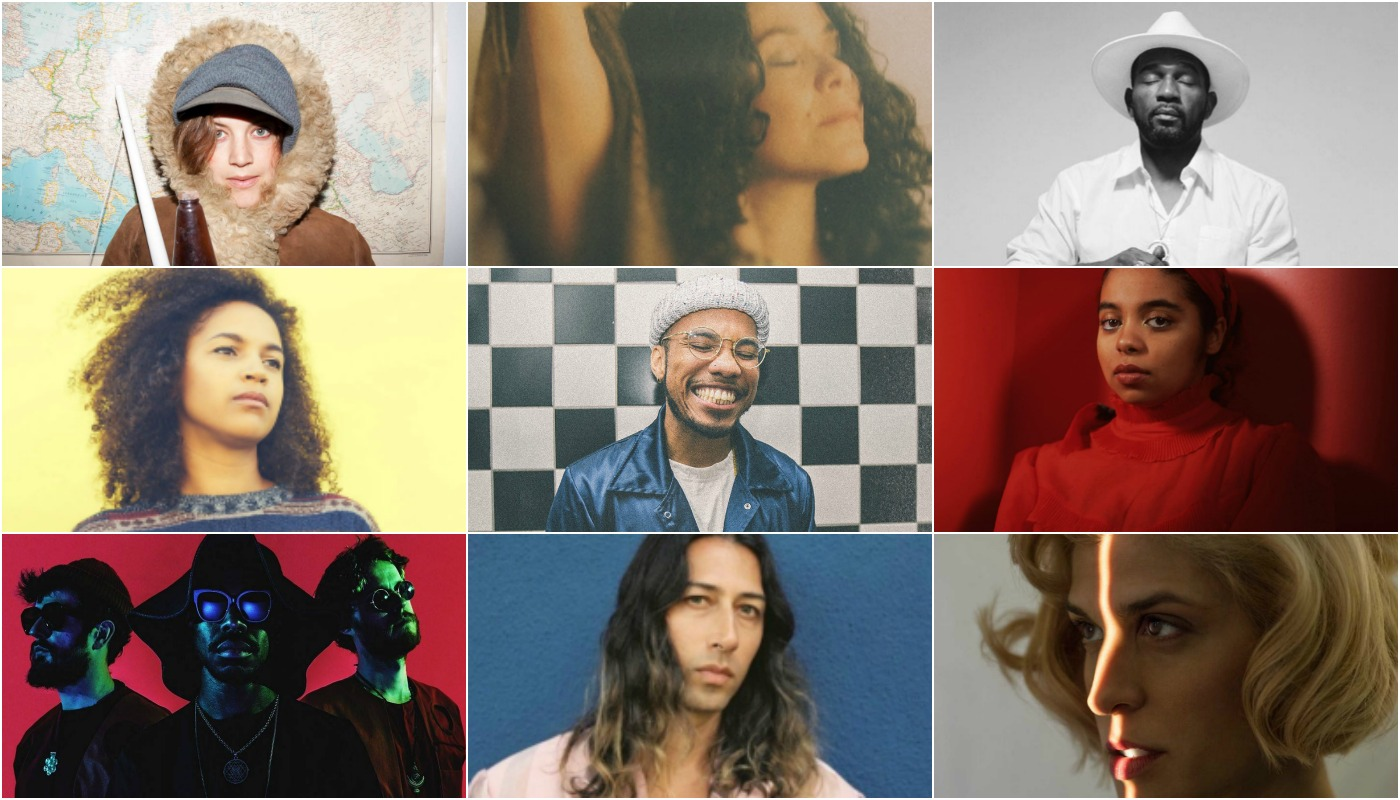 Salami Rose Joe Louis, Ingrid Chavez, Shafiq Husayn, Bryony Jarman-Pinto, Anderson .Paak, deundita, The Comet is Coming, Kindness, Dessa