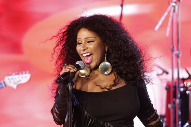 chaka khan summerfest milwaukee