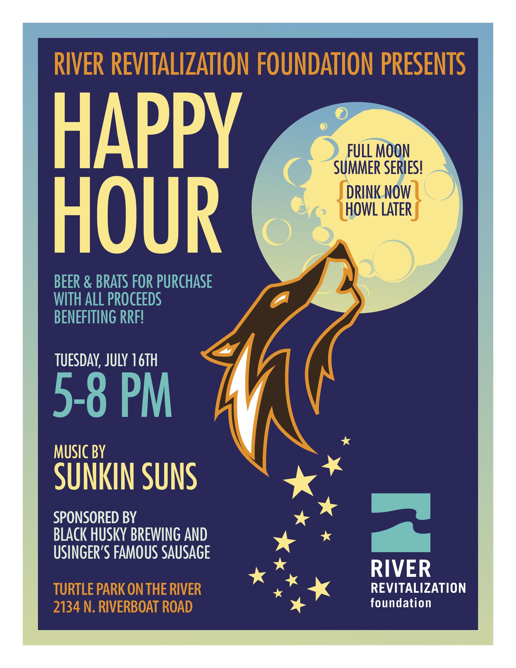 Full Moon Happy Hour Series | 88Nine Radio Milwaukee