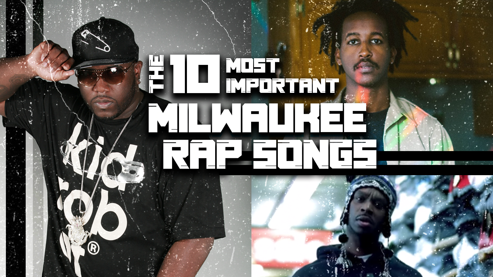 The 10 most important songs in Milwaukee rap history