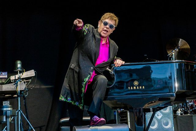 Days after his 'farewell' here, Elton John adds another ...