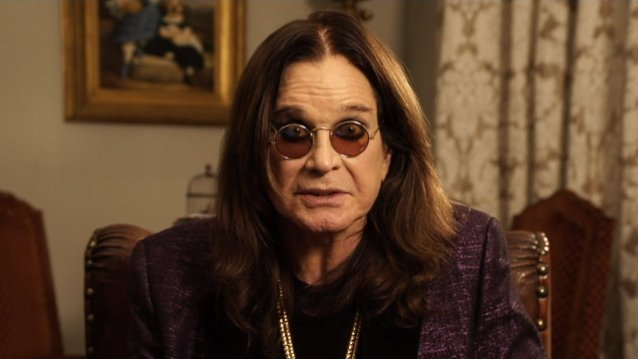 Ozzy Osbourne tour cancelled