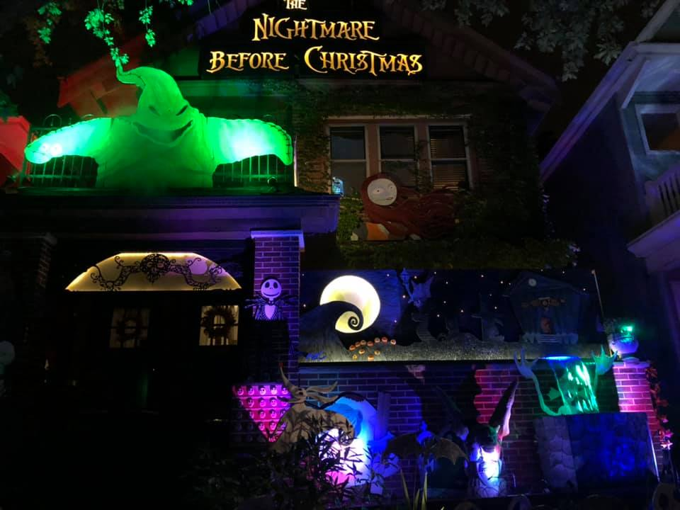 Credit: Nightmare Before Christmas Bayview