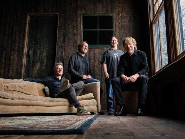 Phish surprise fans with new album, 'Sigma Oasis'