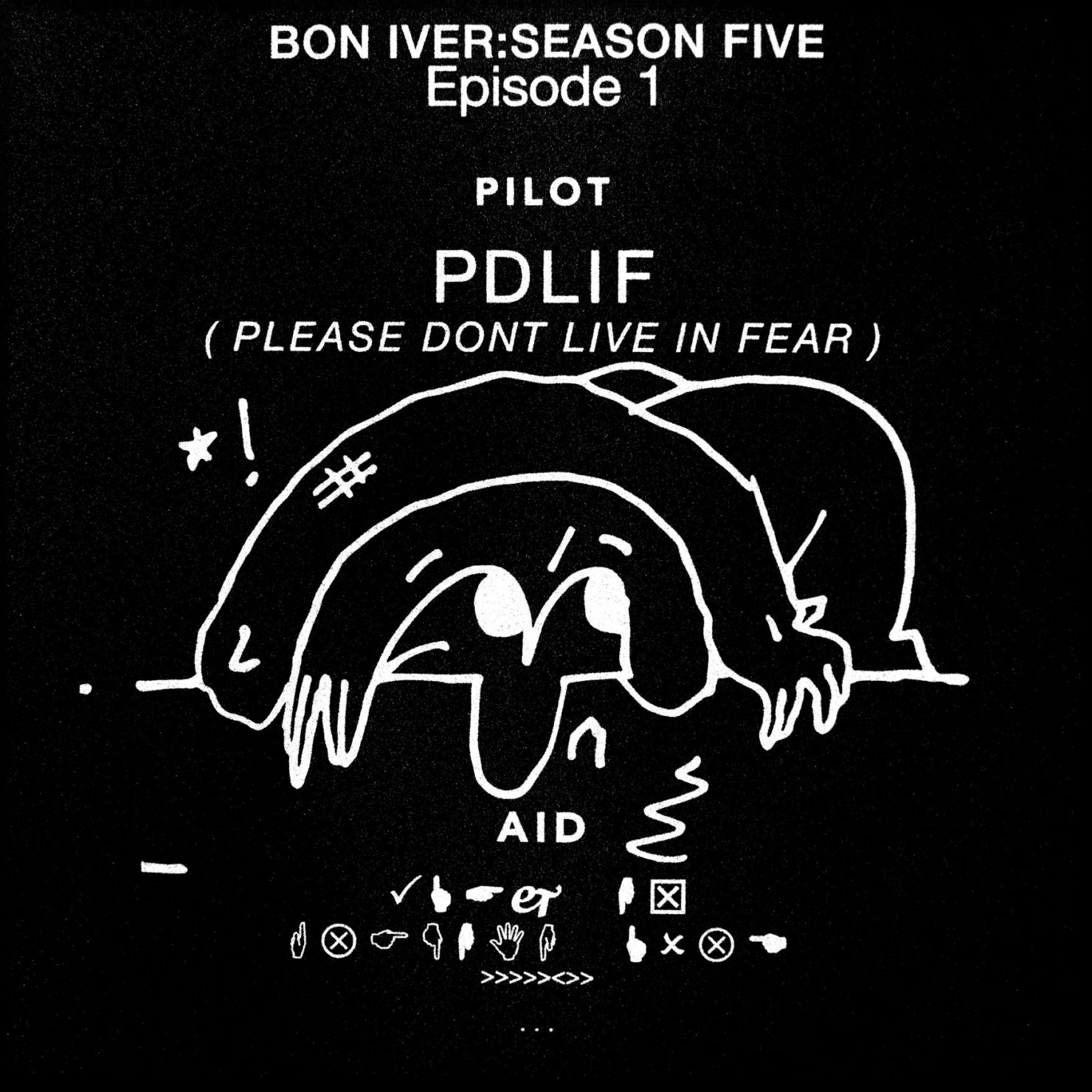 Bon Iver - Please Don't Live In Fear