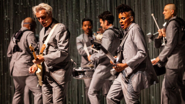 The Milwaukee connection to David Byrne's 'American Utopia'