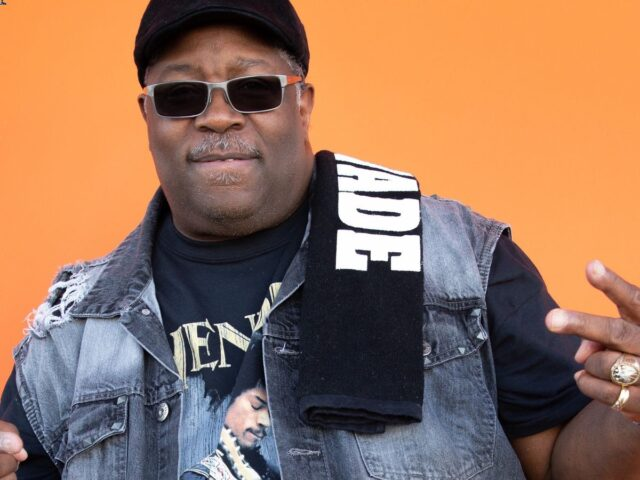 Funk legend Steve Arrington is making a difference' on his new album