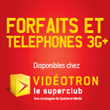 Super Club Videotron Quebec