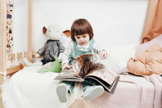 Books I Love: Five Kids Books That Make Us All Happy