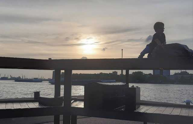 Netherlands Travel: Visiting Rotterdam with Kids