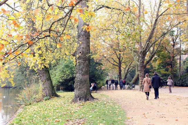 Amsterdam Travel: The Best Parks in Amsterdam