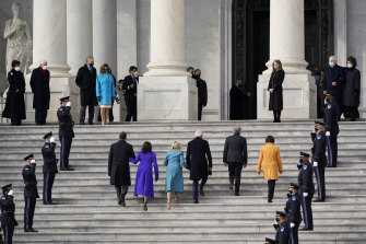 Inauguration Day LIVE updates: Joe Biden, Kamala Harris to officially assume US office at heavily guarded ceremony in Washington