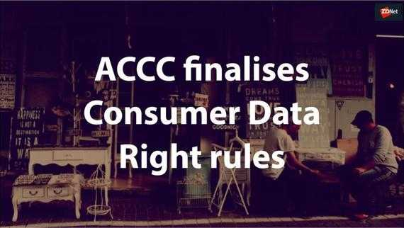 Australia's Consumer Data Right now updated to include intermediaries