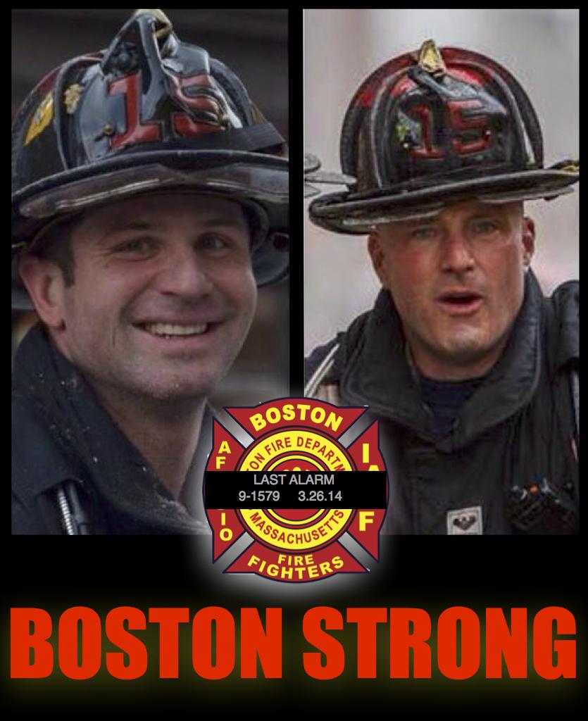 Anchor Stone Deck Pizza Boston Firefighter Memorial