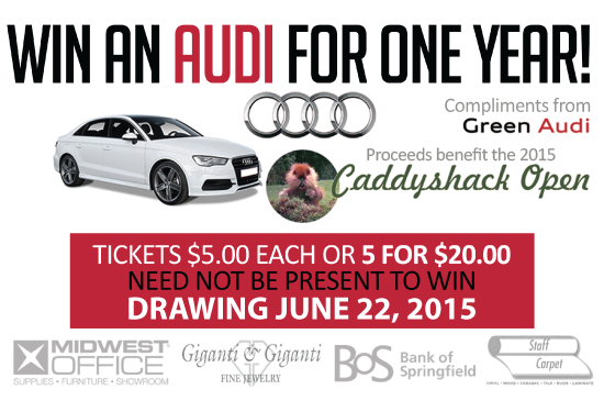 win an audi sweepstakes the caddyshack audi giveaway 2441