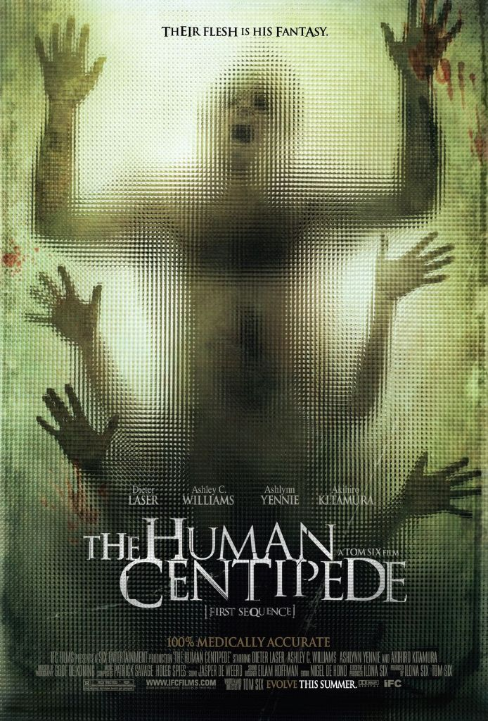 human centipede poster