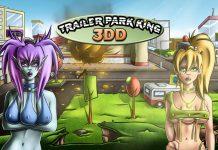 Trailer park King 3DD - title screen