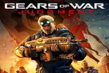 Gears of War Judgment Slider