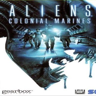 Aliens Colonial Marines Slider
