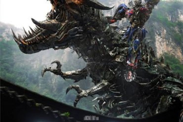 TF4 Prime and Grimlock