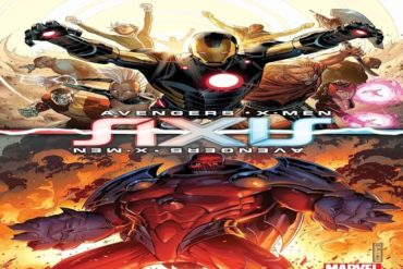 Avengers  X Men AXIS 1 Slider