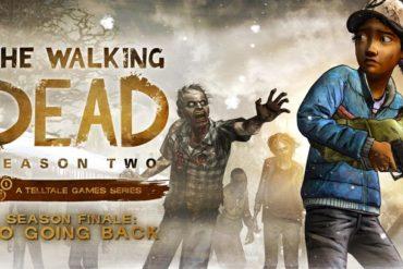 Walking Dead bg image