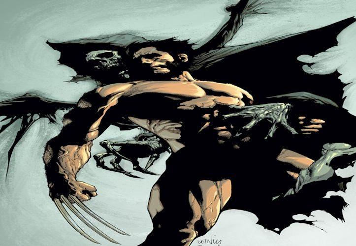 Death of Wolverine 2 Yu Variant Slider
