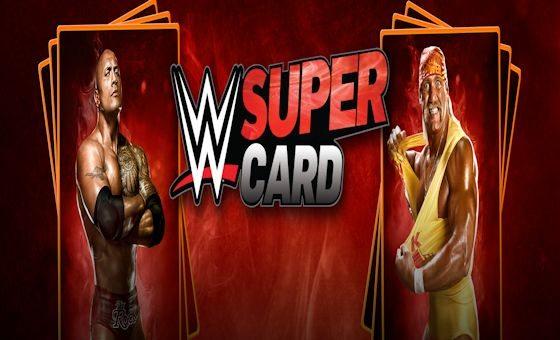 WWE SUPERCARD Slider