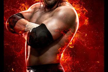 WWE2K15 Triple H 2012 Retro CL 071014 2