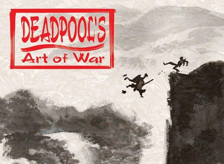 Deadpool Art of War 1 Slider
