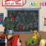 Deadpools Art of War 1 Burnham Variant