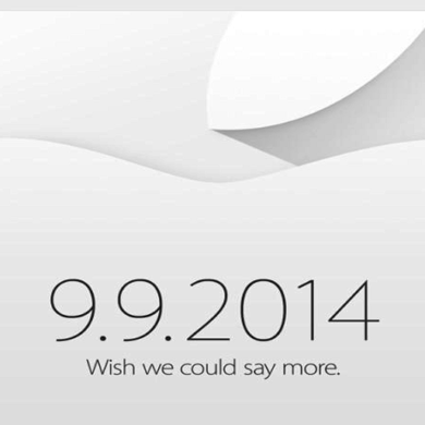 Apple Event 9.9.14