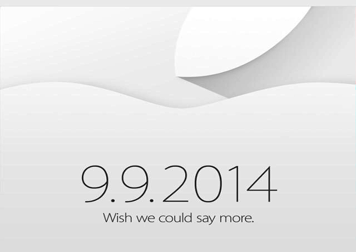 Apple Event 9.9.14