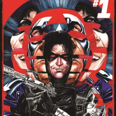 Bucky Barnes The Winter Soldier 1 Cover