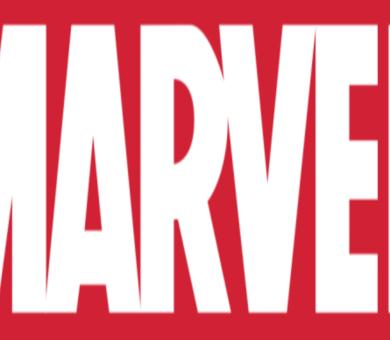 Marvel Logo Slider