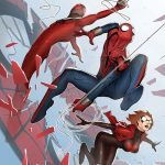 Scarlet Spiders 1 Cover