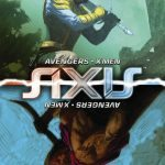Avengers  X Men AXIS 6 Ribic Inversion Variant